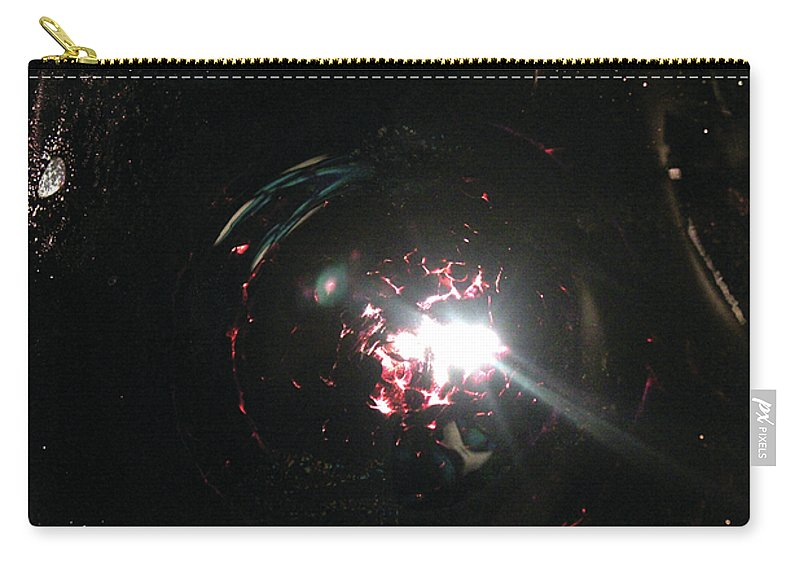 Supernova Carry-all Pouch featuring the photograph Supernova by Alycia Christine