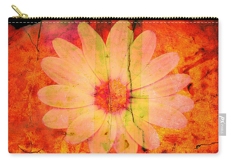 Flower Carry-all Pouch featuring the photograph Surprise Me by Susanne Van Hulst