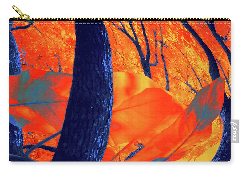 Nature Carry-all Pouch featuring the photograph Surrounded 10 by Gary Bartoloni