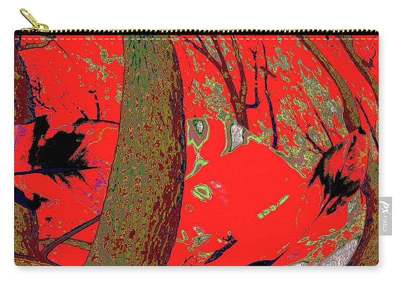 Nature Carry-all Pouch featuring the photograph Surrounded 9 by Gary Bartoloni