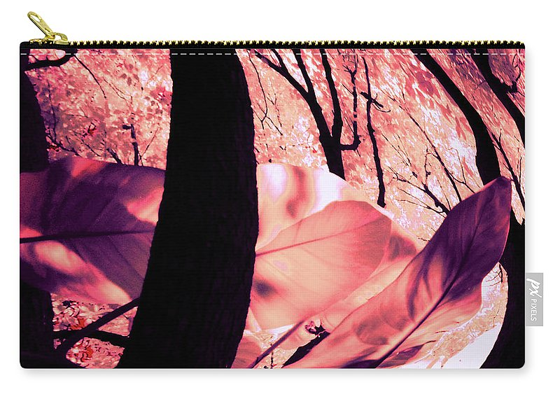 Nature Carry-all Pouch featuring the photograph Surrounded by Gary Bartoloni