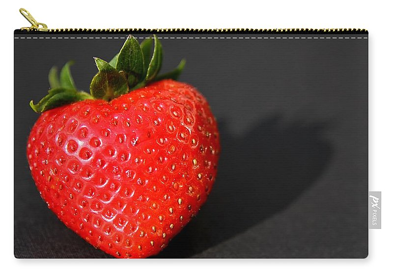 Heart Carry-all Pouch featuring the photograph Sweetheart by DJ Florek