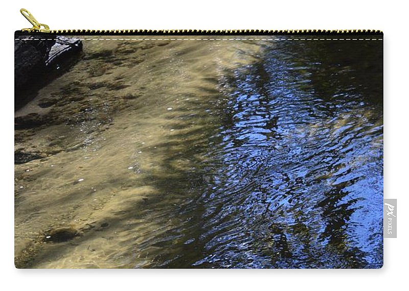 Sweetwater Creek Carry-all Pouch featuring the photograph Sweetwater Creek by Warren Thompson