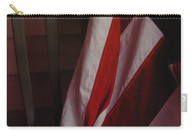 Art For The Wall...patzer Photography Carry-all Pouch featuring the photograph Taken A Rest by Greg Patzer