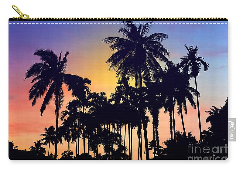 Thailand Carry-all Pouch featuring the photograph Thailand by Mark Ashkenazi