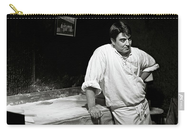 Baker Carry-all Pouch featuring the photograph The Baker by Dave Bowman