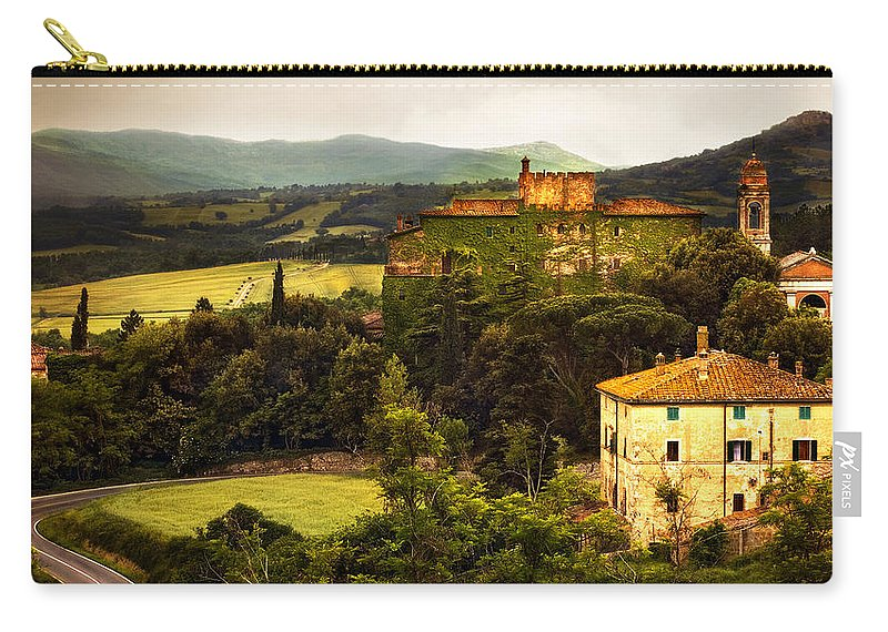 Italy Carry-all Pouch featuring the photograph The Best Of Italy by Marilyn Hunt