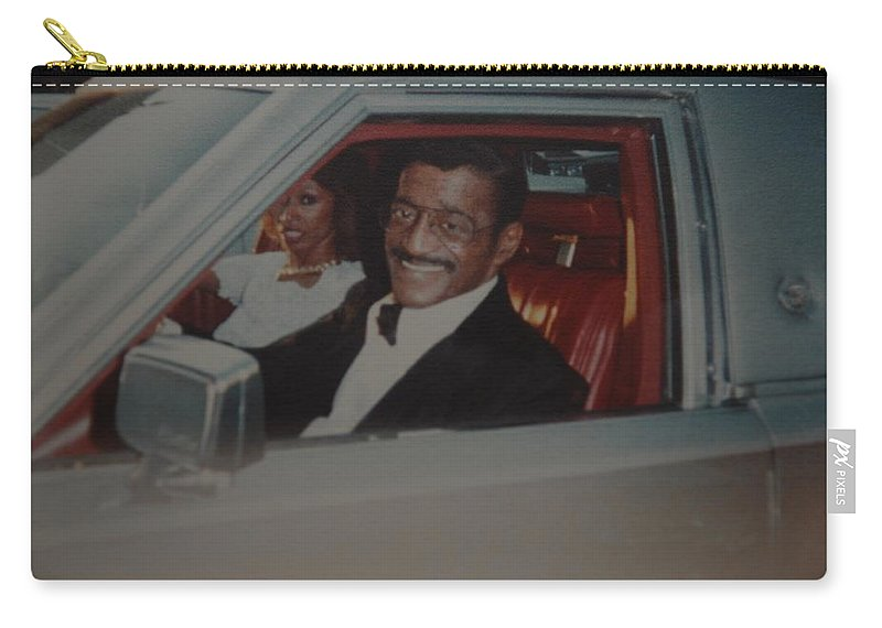 Movie Star Carry-all Pouch featuring the photograph The Candy Man by Rob Hans