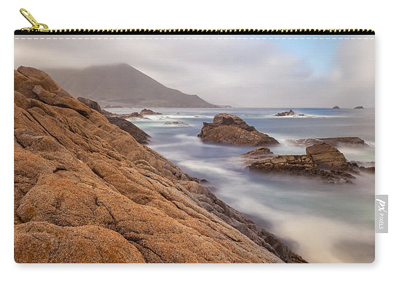 Landscape Carry-all Pouch featuring the photograph The Clearing by Jonathan Nguyen