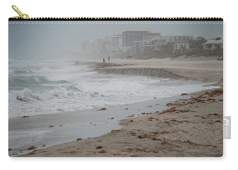 Water Carry-all Pouch featuring the photograph The Coast by Rob Hans