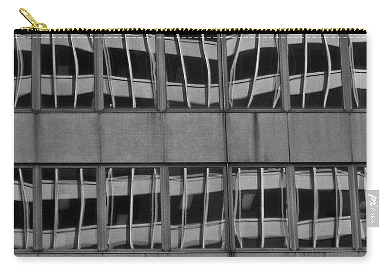 Canada Carry-all Pouch featuring the photograph The Crooked House by Juergen Weiss