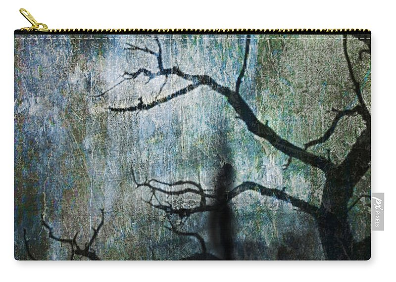 Dream Carry-all Pouch featuring the photograph The Dreaming Tree by Ken Walker