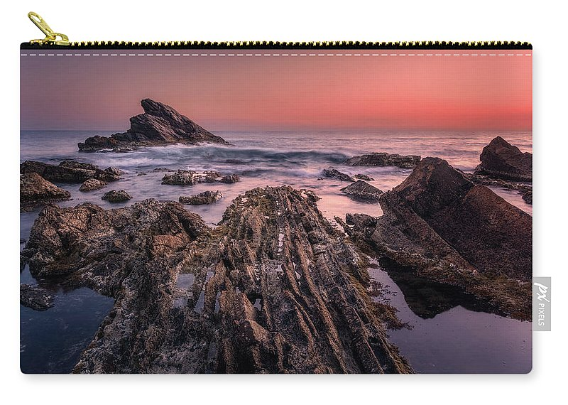 Dream Carry-all Pouch featuring the photograph The Edge Of Dreams by Matteo Viviani