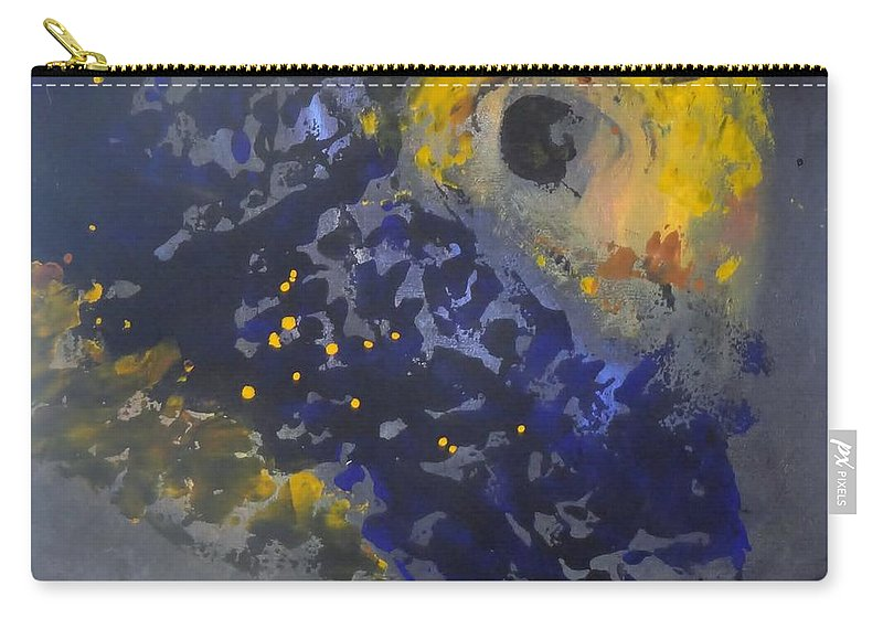 Emperor Carry-all Pouch featuring the painting The Emperor by Eduard Meinema