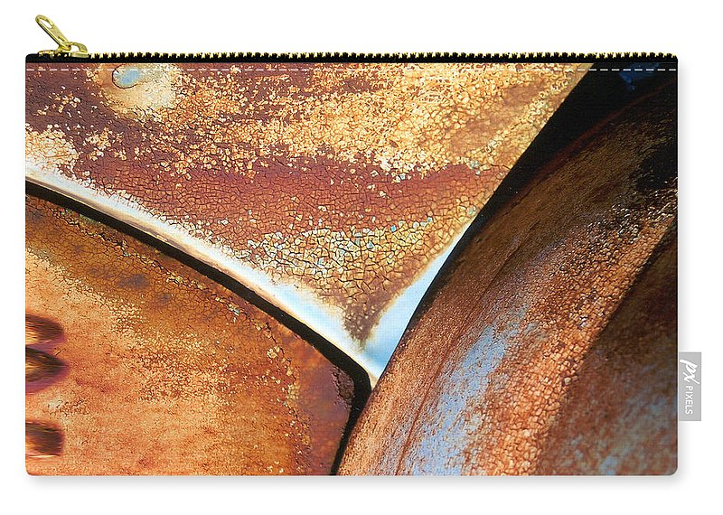 Abstract Carry-all Pouch featuring the photograph The Feminine Mystique by Steve Karol