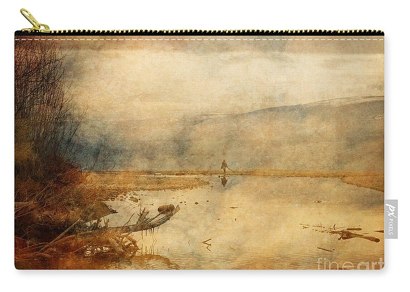 Beach Carry-all Pouch featuring the photograph The Forgotten by Tara Turner