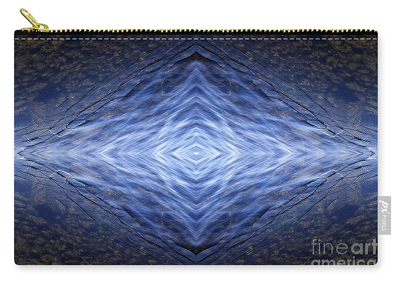 Harmonious Carry-all Pouch featuring the photograph The Fourth Way by Casper Cammeraat
