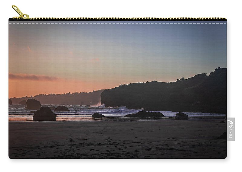 Humboldt Carry-all Pouch featuring the photograph The Grand Farewell by Jillian Butolph