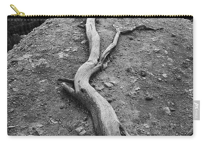 The Great Beyond Carry-all Pouch featuring the photograph The Great Beyond by Skip Hunt