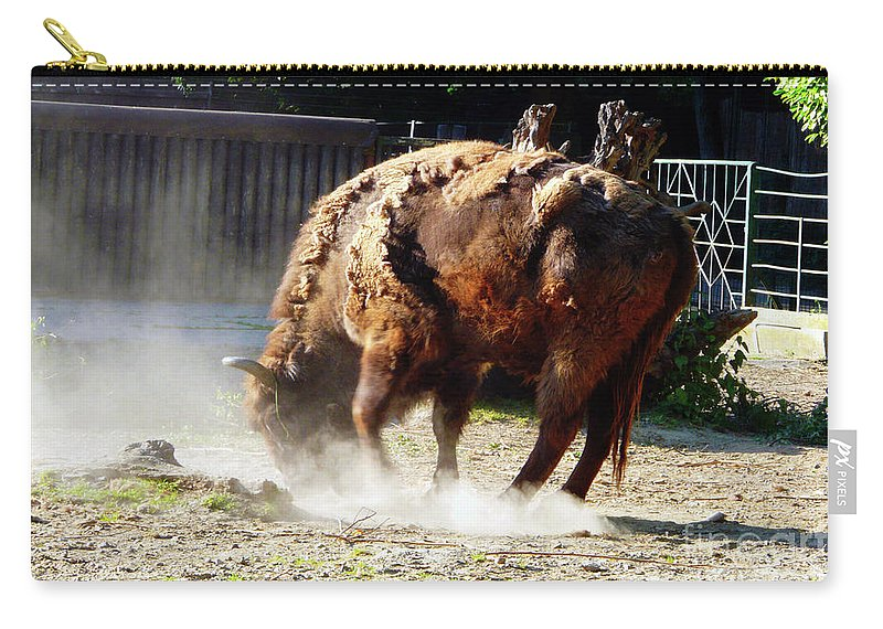 Park Carry-all Pouch featuring the photograph The Great One by Jasna Dragun