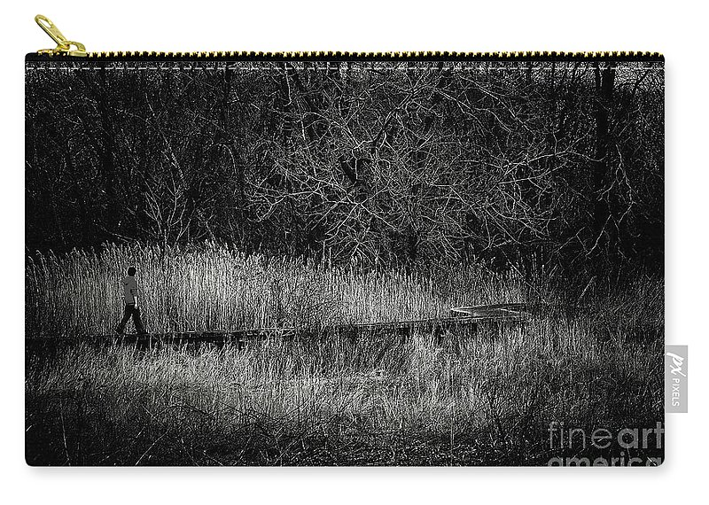 America Carry-all Pouch featuring the photograph The Greatest Source Of Happiness by Frank J Casella
