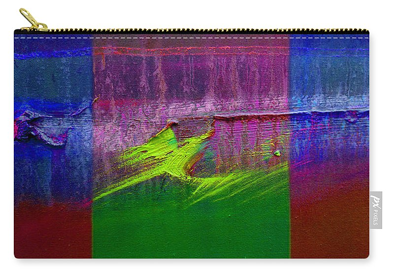 Landscape Carry-all Pouch featuring the painting The Green Dragon by Charles Stuart