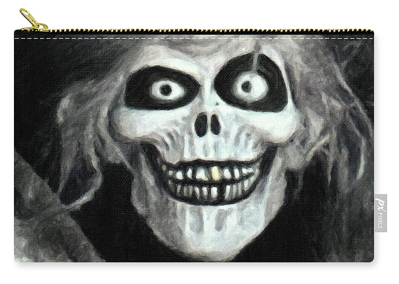 The Hatbox Ghost Carry All Pouch For Sale By Zapista Zapista