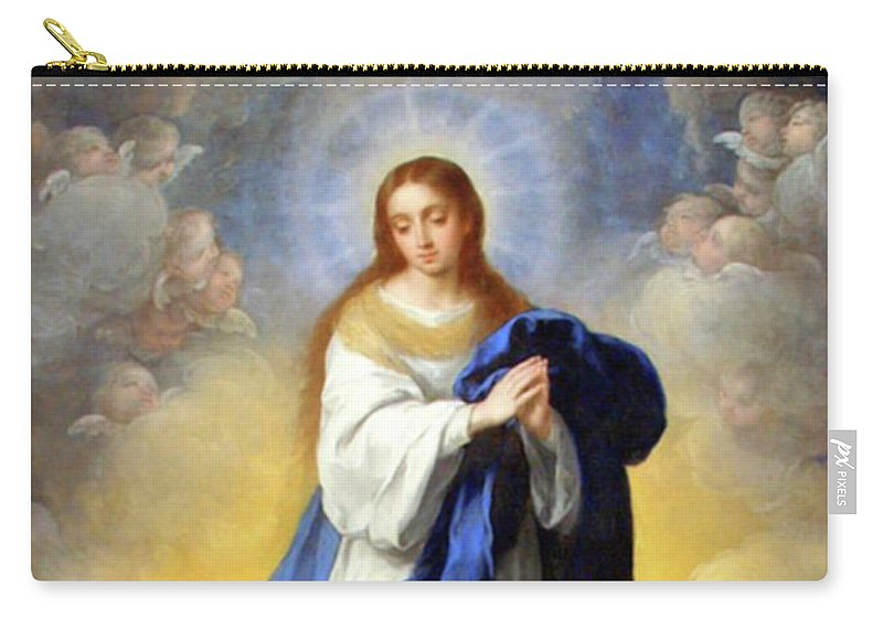 The Immaculate Conception Virgin Mary Assumption 105 Carry All Pouch