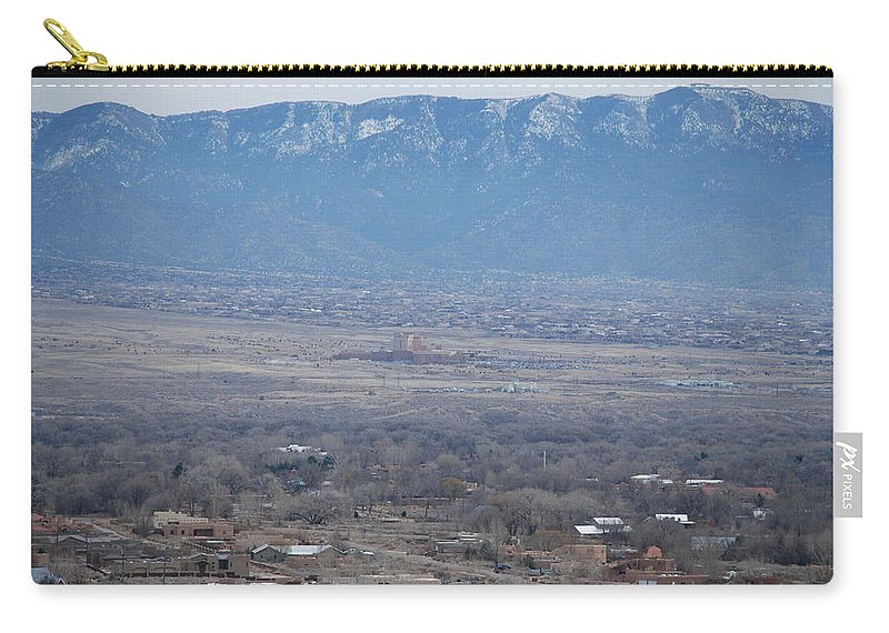 Casino Carry-all Pouch featuring the photograph The Indian Casino by Rob Hans