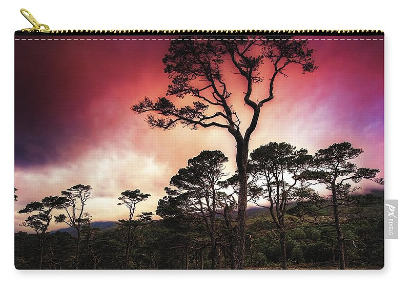 Europe Carry-all Pouch featuring the photograph The Light Magic by Radek Spanninger