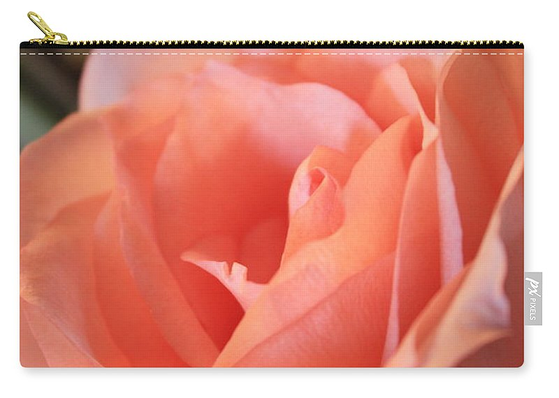 Card Carry-all Pouch featuring the photograph The Light Of God by Carol Groenen