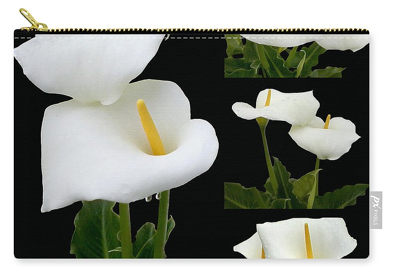 Calas Carry-all Pouch featuring the photograph The Lovers by Madalena Lobao-Tello