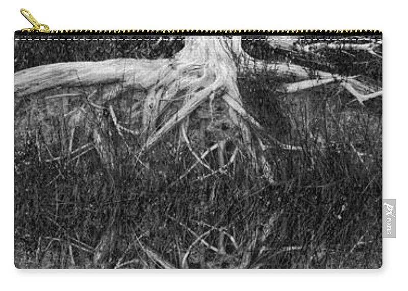 Appalachia Carry-all Pouch featuring the photograph The Old Tree by Debra and Dave Vanderlaan