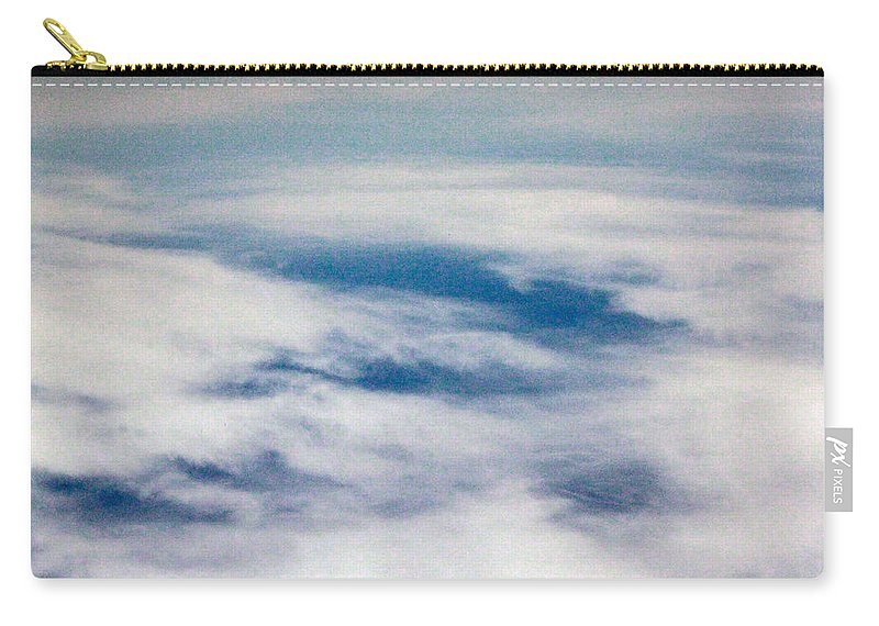 Heaven Carry-all Pouch featuring the photograph The Other Heaven by Munir Alawi