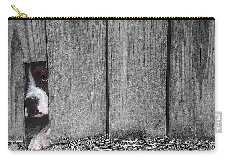 Escape Carry-all Pouch featuring the photograph The Other Side by D'Arcy Evans