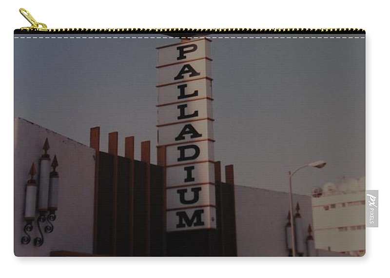The Palladium Carry-all Pouch featuring the photograph The Palladium by Rob Hans