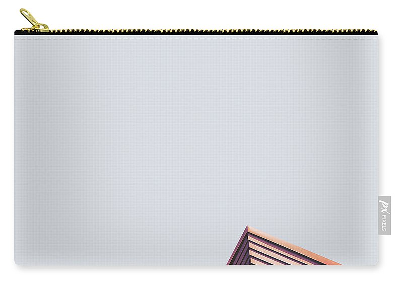 Point Carry-all Pouch featuring the photograph The Point by Scott Norris