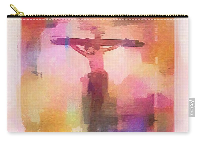 Impressionism Carry-all Pouch featuring the digital art The Price by Aaron Berg