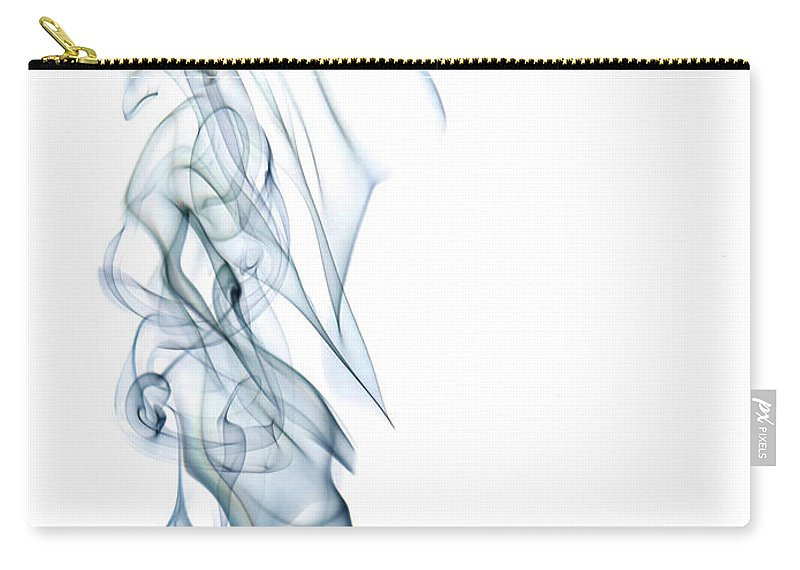 Abstract Carry-all Pouch featuring the photograph The Queen by Shannon Workman