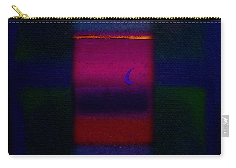 Rothko Carry-all Pouch featuring the painting The Red Nile by Charles Stuart