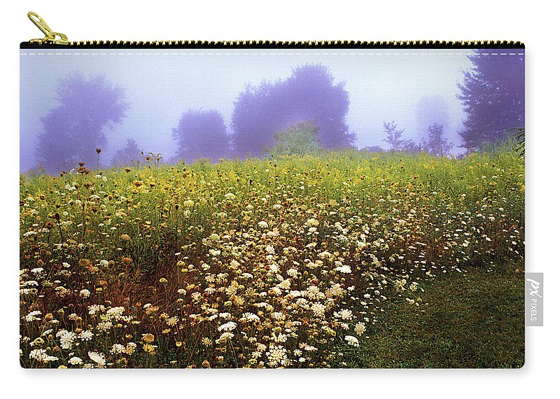 New York State Carry-all Pouch featuring the photograph The Secret Garden by Yuri Lev
