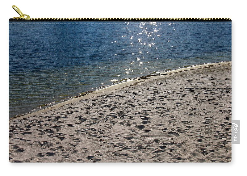 Water Carry-all Pouch featuring the photograph The Spirit Of Water by Denise Mazzocco