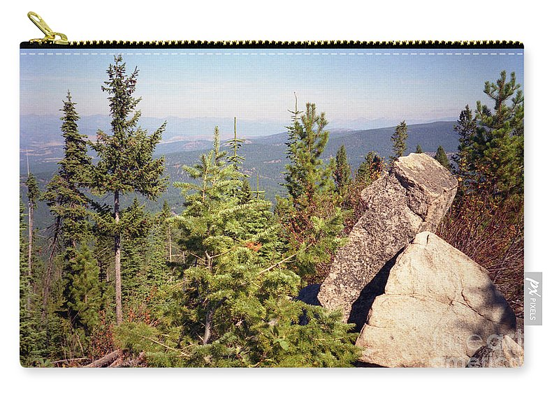 Landscapes Carry-all Pouch featuring the photograph The Star Gazer by Richard Rizzo
