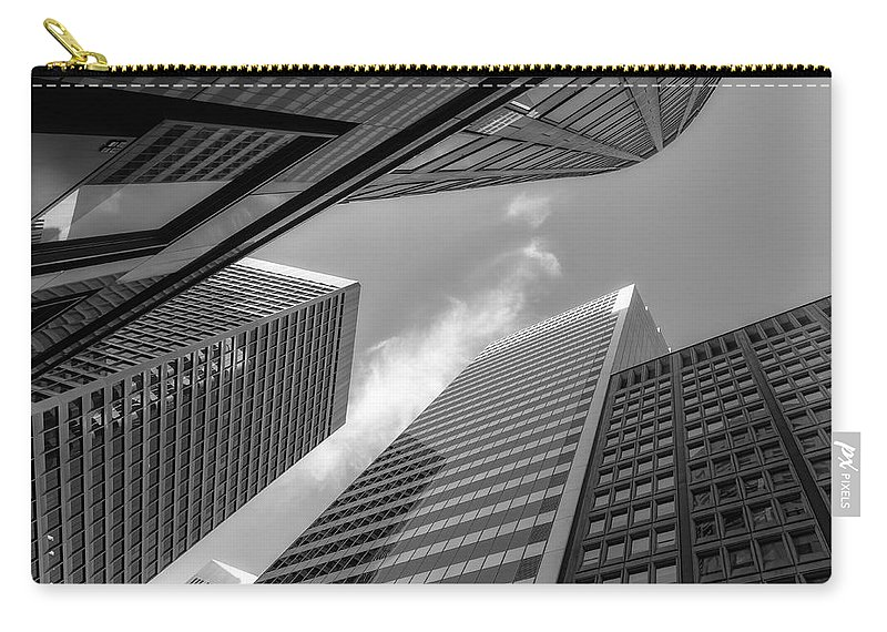 City Carry-all Pouch featuring the photograph The Structures Of San Francisco 3 by Jonathan Nguyen
