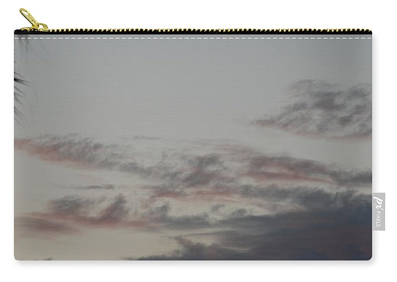 Sunset Carry-all Pouch featuring the photograph The Sunset by Rob Hans