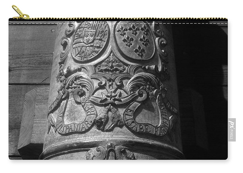 Spain Carry-all Pouch featuring the photograph The Symbol Of Empire by David Lee Thompson