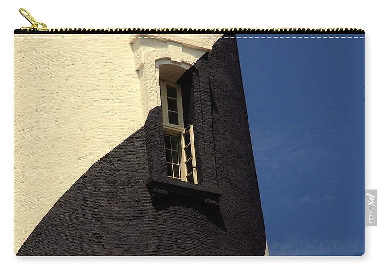 Window Carry-all Pouch featuring the photograph The Window by Susanne Van Hulst