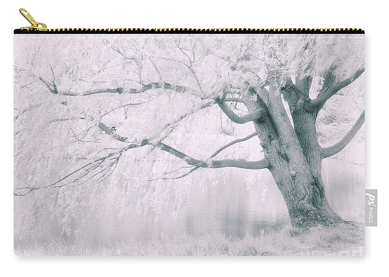 Tree Carry-all Pouch featuring the photograph There Was A Time.... by Tara Turner