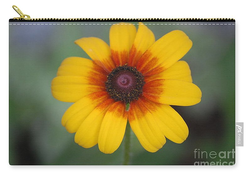 Landscape Carry-all Pouch featuring the photograph They Call Me Mellow Yellow. by David Lane