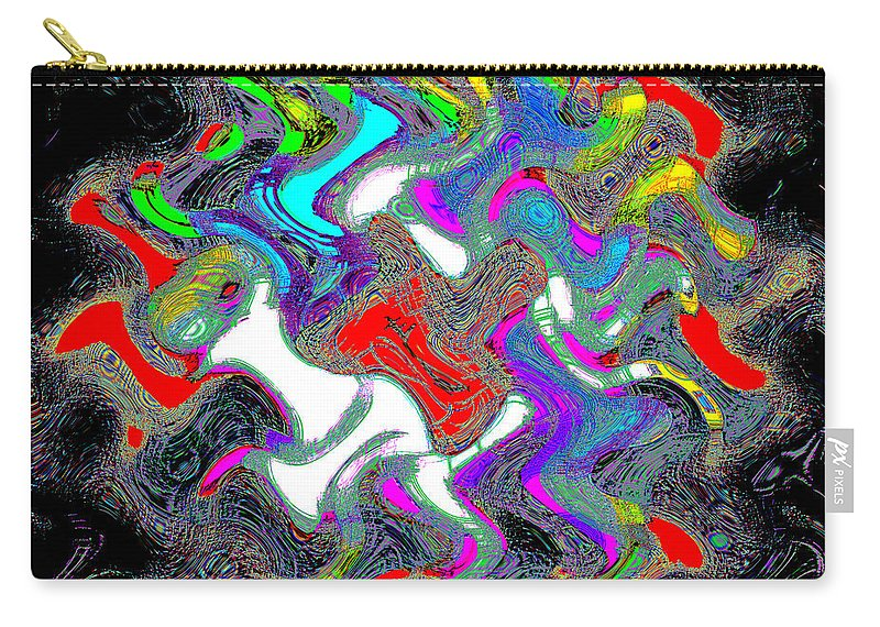 Flowers Carry-all Pouch featuring the photograph Things In The Night by Bill Cannon